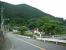 上恩方町の陣馬街道
