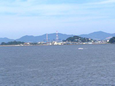 南知多・ひまわりと羽豆岬