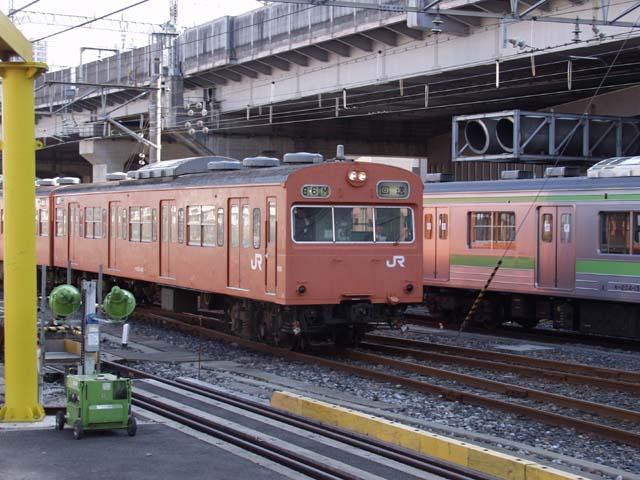(続)武蔵野線最後の低運車。さよならそしてありがとう。 アップロードが不調で写真が欠けていますが