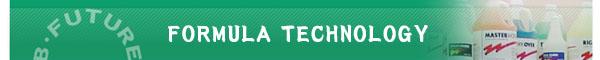ビーフーチャー�叶サ品ラインナップ/フォーミュラーテクノロジー製品